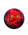 Lapidary Art:Eggs and Spheres, Fluorescent Sphere. Franklin Ore Body. Franklin Borough. Sussex Co, New Jersey. 2.17 inches (5.50 cm) in diameter . ...