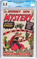 Silver Age (1956-1969):Superhero, Journey Into Mystery #83 (Marvel, 1962) CGC VG- 3.5 Off-white towhite pages....