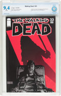 Modern Age (1980-Present):Horror, The Walking Dead #33 (Image, 2006) CBCS NM 9.4 White pages....