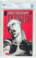 Modern Age (1980-Present):Horror, The Walking Dead #44 (Image, 2007) CBCS NM+ 9.6 White pages....