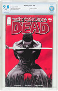 Modern Age (1980-Present):Horror, The Walking Dead #46 (Image, 2008) CBCS NM/MT 9.8 White pages....
