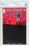 Modern Age (1980-Present):Horror, The Walking Dead #48 (Image, 2008) CBCS NM+ 9.6 White pages....