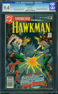 Showcase #103 (DC, 1978) CGC NM 9.4 White pages