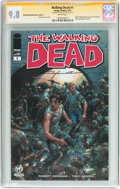 Modern Age (1980-Present):Horror, The Walking Dead #1 Wizard World Minneapolis Edition - SignatureSeries (Image, 2015) CGC NM/MT 9.8 White pages....
