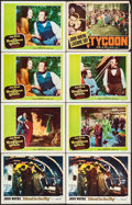 "Movie Posters:Adventure, Island in the Sky & Others Lot (Warner Brothers, 1953). LobbyCards (19) (11"" X 14"") & Trimmed Lobby Card (10.5"" X 13.5"").A... (Total: 20 Items)"