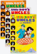 Silver Age (1956-1969):Humor, Little Dot's Uncles and Aunts #26-52 Near Complete Range File Copy Long Box Group (Harvey, 1969-74) Condition: Average NM-....