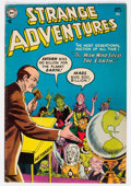 Golden Age (1938-1955):Science Fiction, Strange Adventures #47 (DC, 1954) Condition: FN....