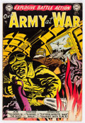 Golden Age (1938-1955):War, Our Army at War #15 (DC, 1953) Condition: FN....