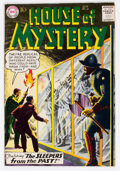 Silver Age (1956-1969):Horror, House of Mystery #92 (DC, 1959) Condition: VF....