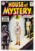 Silver Age (1956-1969):Horror, House of Mystery #93 (DC, 1959) Condition: FN/VF....