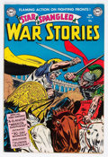 Golden Age (1938-1955):War, Star Spangled War Stories #18 (DC, 1954) Condition: FN....