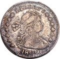 Early Half Dimes, 1800 H10C V-1, LM-1, R.3, VF35 PCGS....