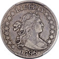 Early Dimes, 1796 10C JR-4, R.4, VF30 PCGS....