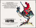"Movie Posters:Animation, Wizards (20th Century Fox, 1977). Half Sheet (22"" X 28""). Animation.. ..."