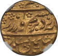 Afghanistan, Afghanistan: Shah Zaman gold Mohur ND (1793-1801) MS62 NGC,...