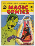 Golden Age (1938-1955):Miscellaneous, Magic Comics #23 (David McKay Publications, 1941) Condition: VG/FN....