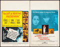 "Movie Posters:Mystery, The List of Adrian Messenger & Others Lot (Universal, 1963).Window Cards (2) (14"" X 22"") & Half Sheet (22"" X . Mystery..... (Total: 3 Items)"
