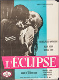 "Movie Posters:Foreign, The Eclipse (Sirius, 1962). French Moyenne (22.5"" X 30.5""). Foreign.. ..."
