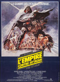 "Movie Posters:Science Fiction, The Empire Strikes Back (20th Century Fox, 1980). French Grande(46"" X 62""). Science Fiction.. ..."