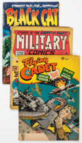Golden Age (1938-1955):Miscellaneous, Comic Books - Assorted Golden Age Comics Group of 6 (Various Publishers, 1940s-50s) Condition: Average GD.... (Total: 6 Comic Books)