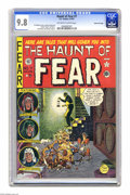 Golden Age (1938-1955):Horror, Haunt of Fear #7 Gaines File pedigree 3/12 (EC, 1951) CGC NM/MT 9.8Off-white to white pages. Here's a spectacular copy of t...