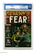 Golden Age (1938-1955):Horror, Haunt of Fear #9 Gaines File pedigree 9/12 (EC, 1951) CGC NM 9.4White pages. Jack Davis takes over as artist on the Crypt K...