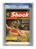 Magazines:Crime, Shock Illustrated #2 Gaines File pedigree (EC, 1956) CGC NM+ 9.6Off-white pages. EC's magazine line was an idea ahead of it...