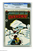 Golden Age (1938-1955):Horror, Adventures Into the Unknown #9 Mile High pedigree (ACG, 1950) CGCNM+ 9.6 Off-white to white pages. We've talked about how r...