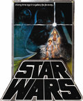 "Movie Posters:Science Fiction, Star Wars (20th Century Fox, 1982). Mini Standee (25"" X 31""). ..."