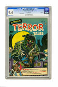 Golden Age (1938-1955):Horror, Beware Terror Tales #3 Crowley Copy pedigree (Fawcett, 1952) CGC NM9.4 Off-white pages. A pre-Code horror book in such an o...