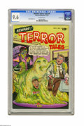 Golden Age (1938-1955):Horror, Beware Terror Tales #4 Crowley Copy pedigree (Fawcett, 1952) CGCNM+ 9.6 Off-white pages. This issue came out years before t...