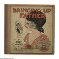 Platinum Age (1897-1937):Miscellaneous, Bringing Up Father #18 (Cupples & Leon, 1930) Condition: FR/GD.Pages are brittle at edges. Two-inch tear on back cover. Ove...