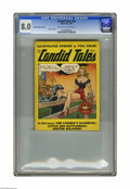 Golden Age (1938-1955):Miscellaneous, Candid Tales #nn Doctor Killmore Edition (Kirby Publishing, 1950) CGC VF 8.0 Cream to off-white pages. Overstreet calls this...