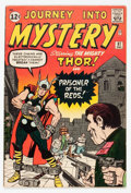 Silver Age (1956-1969):Superhero, Journey Into Mystery #87 (Marvel, 1962) Condition: FN-....