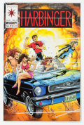 Modern Age (1980-Present):Superhero, Harbinger #1 (Valiant, 1992) Condition: NM....