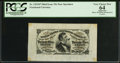 Fractional Currency:Third Issue, Fr. 1291SP 25¢ Third Issue Wide Margin Face PCGS Apparent Very Choice New 64.. ...
