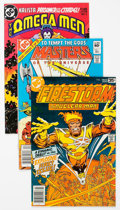 Modern Age (1980-Present):Miscellaneous, Comic Books - Assorted Bronze and Modern Age Comics Group of 6 (Various Publishers, 1970s-90s) Condition: Average VF.... (Total: 6 Comic Books)