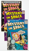Golden Age (1938-1955):Science Fiction, Mystery in Space Group of 6 (DC, 1954-58).... (Total: 6 ComicBooks)