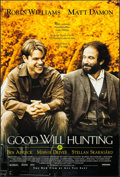 "Movie Posters:Drama, Good Will Hunting & Others Lot (Miramax, 1997). One Sheets (3) (27"" X 40"") DS 2 Styles & Poster (29.5"" X 45""). Drama.. ... (Total: 4 Items)"