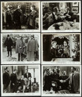 """Movie Posters:Mystery, The Hound of the Baskervilles (United Artists, 1959). Photos (20) (8"""" X 10""""). Mystery.. ... (Total: 20 Items)"""