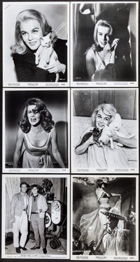 "Kitten with a Whip (Universal, 1964). Photos (60) (8"" X 10""). Bad Girl. ... (Total: 60 Items)"