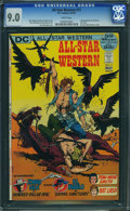Bronze Age (1970-1979):Western, All-Star Western #11 (DC, 1972) CGC VF/NM 9.0 White pages.