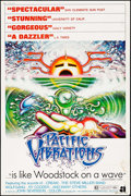 """Movie Posters:Documentary, Pacific Vibrations (American International, 1971). Poster (40"""" X 60""""). Documentary.. ..."""