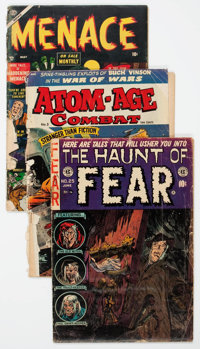 Golden Age Pre-Code Horror Group of 18 (Various Publishers, 1950s).... (Total: 18 Comic Books)