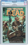 Modern Age (1980-Present):Horror, The Walking Dead #1 Wizard World Madison Edition (Image, 2015) CGCNM/MT 9.8 White pages....