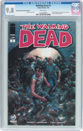 Modern Age (1980-Present):Horror, The Walking Dead #1 Wizard World Minneapolis Edition (Image, 2015)CGC NM/MT 9.8 White pages....