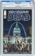 Modern Age (1980-Present):Horror, The Walking Dead #1 Wizard World St. Louis Edition (Image, 2015) CGC NM/MT 9.8 White pages....