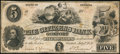 Obsoletes By State:Indiana, Gosport, IN- Citizens Bank $5 July 1, 1857. ...
