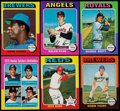 Baseball Cards:Sets, 1975 Topps Baseball Complete Set (660)....