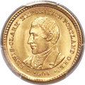 Commemorative Gold, 1904 G$1 Lewis and Clark Gold Dollar MS66+ PCGS. CAC....